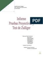 Informe Pruebas Proyectivas Trabajo Uno (1)