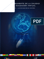 Libro  - El aseguramiento de la calidad de la educación virtual - Virtual Educa - ULADECH -