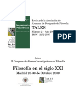La Juventud Hegeliana de Mijail Bakunin (Pablo Abufom Silva, 2009)