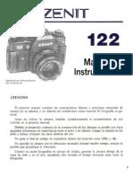 Manual Zenit 122 en Espanol Imagen