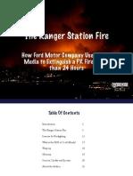 The Ranger Station Fire