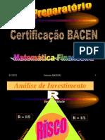 Matemática Financeira - com uso da HP 12C