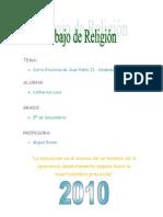 carta enciclica