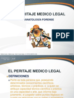 Clase n2 El Peritaje - Tanatologia