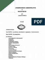 Anal-droit8(7) Jurisprudence Administrative