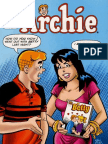 Archie Comics Vol 583