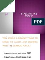 STalking the Stocks