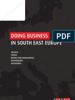 Piartis Doing Business in South East Europe
