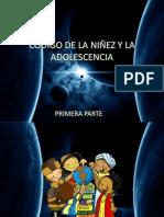 CÓDIGO DE LA NIÑEZ Y LA ADOLESCENCIAPRESENTACION 2011 SONIA VARELA