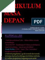 KURIKULUM MASA DEPAN 2012