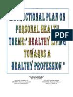 Instructional Plan on STRESS MGT