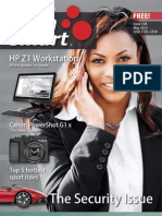 TechSmart 104, May 2012, The Security Issue