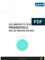 Rapport présidentielle (23 Avril au 29 Avril 2012)