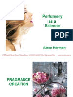 164-Perfumery as a Science (Illustrated Guide to Compose a Perfume by Mixing Chemistry With Art)