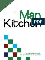 Man vs. Kitchen Cookbook, Craig McLeod