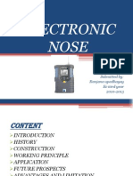 Electronic Nose