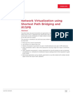 Dn4469 - Network Virtual Using Spb White Paper