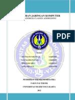 Laporan3_e1_sidik Nurcahyo_ip Address Classess Addressing
