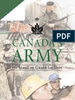 B-GL-300-000 Canada's Army (1998)