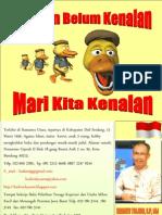Teknik Rapat Anggota Koperasi Menegkop 2012