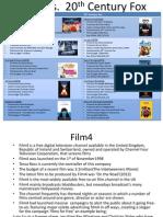 Film4 vs 20TH Century Fox[1]