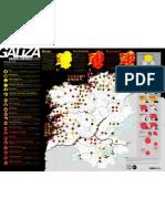 Galiza - Mapa crítico 2012