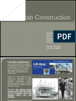 Lift Slab Ppt