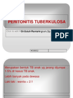 Peritonitis Tuberkulosa