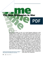 The New Dimension in War