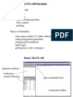 Matlab Review
