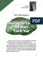 AVRUPA'LILARIN ATALARI TÜRK'TÜR - CENGİZ ÖZAKINCI Bütün Dünya Dergisi