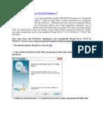 Cara Install Mysql Server 5