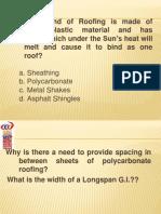 Building Materials & Construction Part 1