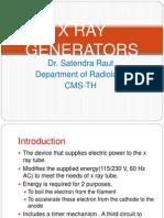 X Ray Generator