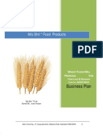 Flour Mill Business Plan