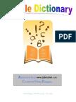 Textile Dictionary. Gihan Rangana