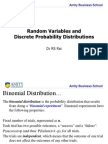 f5089Binomial Probability Distribution
