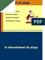 Presentation Du Rapport de Stage