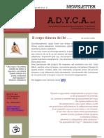 Newsletter Maggio1