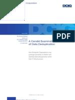 AST-0012427 DCIG-Symantec Deduplication August 2009 Final