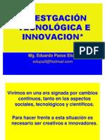 INVESTGACIÓN TECNOLOGICA-++OKOKOKOK++++