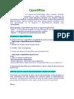 BROffice 2.0 Calc, Writer e Impress