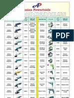 Catalogue AP