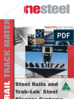 Rail Track Material Catalogue A5
