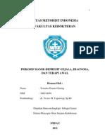 Ternaba FK UMI MEDAN(Psikosis Manik Depresif ( Bipolar)