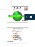 Radar Course Notes