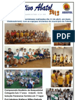 Informativo Abatol - Abril 2012