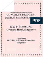 Concrete Bridges-Design & Engineering