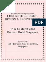 Concrete Bridges-Design & Engineering