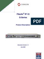 IP10G Product Description